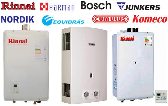 manutenção aquecedor residencial Morumbi